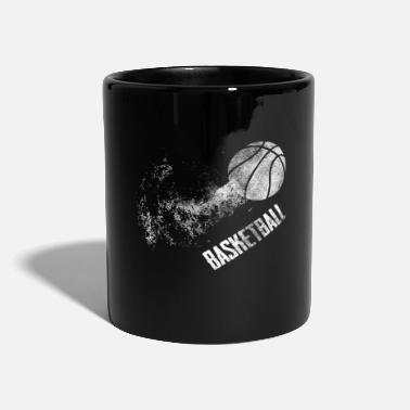 Basketball Fanshirt Design - Tasse