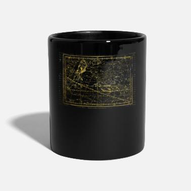 Gemini Pisces star map - Mug
