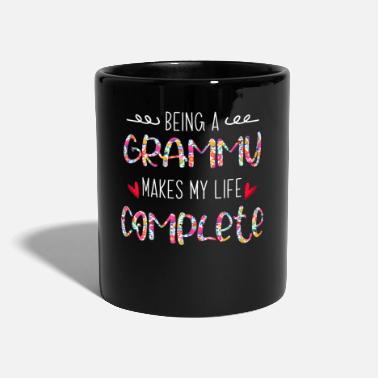 Make Love Not War Being A Grammy Make My Life Complete T Shirt - Mug