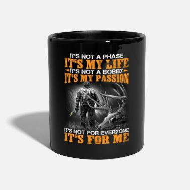 Giftig It's Not A Phase It's My Life It's For Me - Tasse