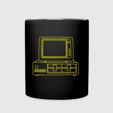 Ordinateur PC  - Mug uni