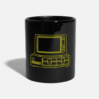 Pc Ordinateur PC  - Mug uni