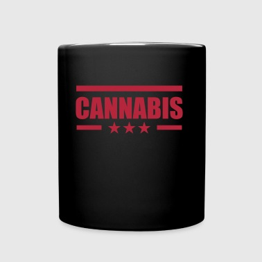Cannabis - Full Colour Mug