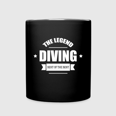 Diving The Legend - Mok uni