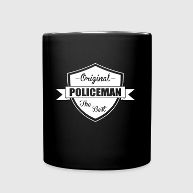 Policeman - Full Colour Mug