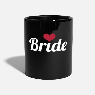 Wedding Bride - Wedding - Mug