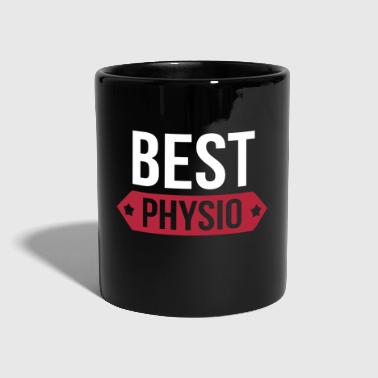 Fisioterapeuta Best Physio - Taza de un color