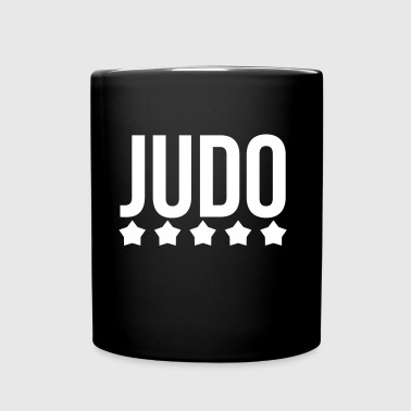 Judo / Judoka / Sport / fight / fighter - Taza de un color