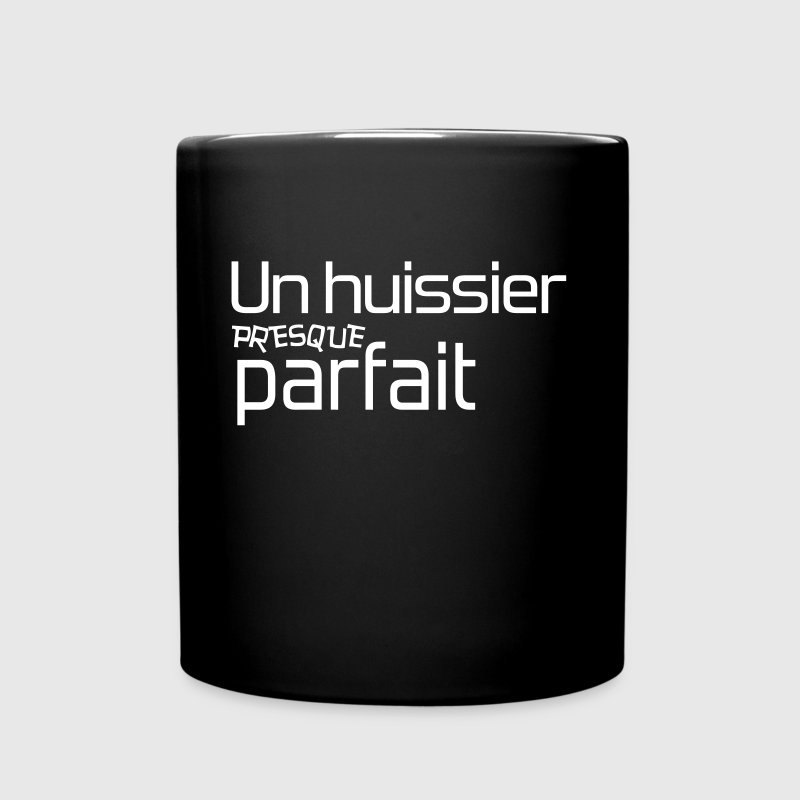 Huissier / Justice / Loi / Tribunal / Notaire - Mug uni
