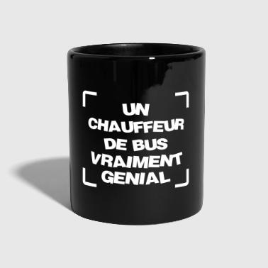 Bus / Conducteur / Chauffeur / Machiniste / Car - Mug uni