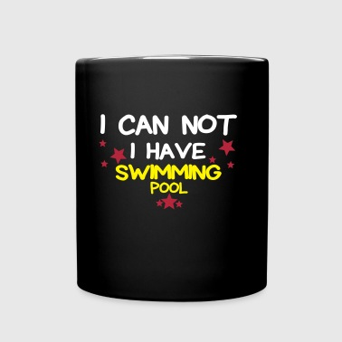 I HAVE swimming pool - Mug uni