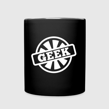 Geek - Taza de un color