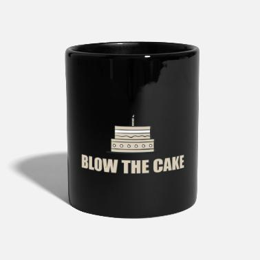 Blow Out Blow out the candle! - Mug
