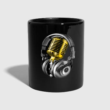 Microphone - Full Colour Mug