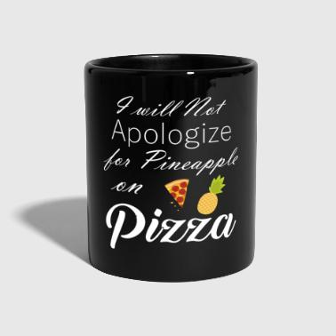 Watch Tv No Apologize knows - Full Colour Mug