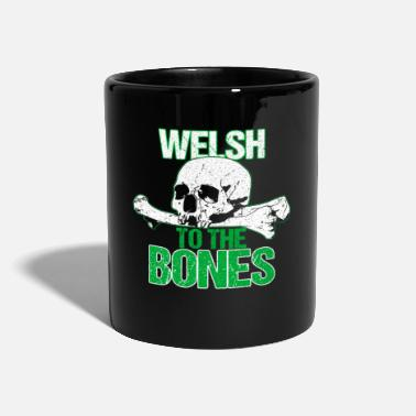 Welsh Welsh to the bone - Full Colour Mug