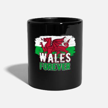 Welsh Wales - Full Colour Mug