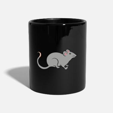 For Rat Lovers Cute Funny Rats Gift For Rat Lover - Mug