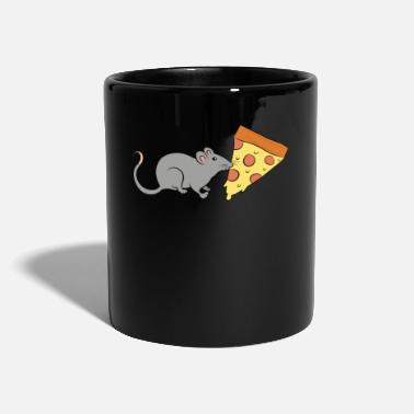 For Rat Lovers Rats Pizza Cute Funny Rats Gift For Rat Lover - Mug