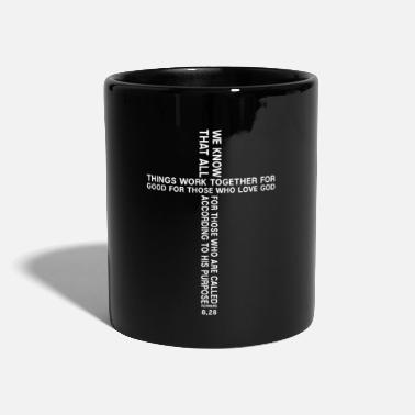 Bible Verse Bible verse - Full Colour Mug
