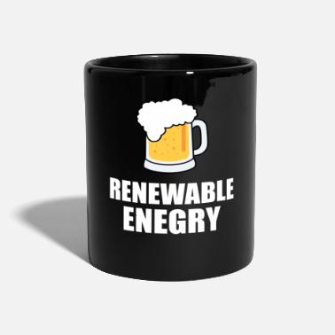 Renewable Energy renewable energy - Full Colour Mug
