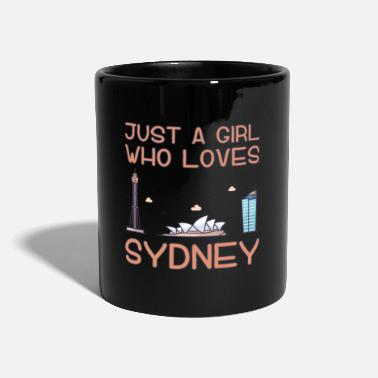 Just A Girl Who Loves Sydney - Mug