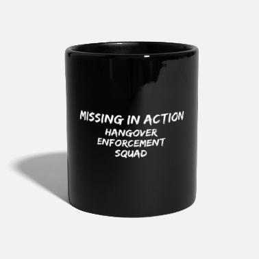 Quote quotes Missing in Action quotes - Tasse