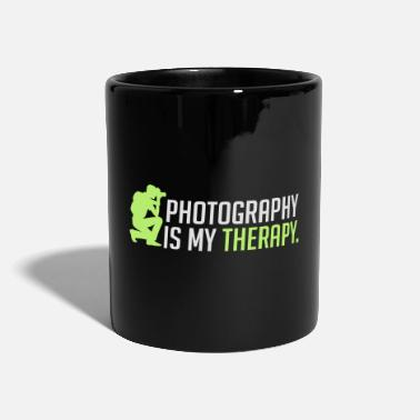 Therapy Photography is my therapy - therapy - Mug