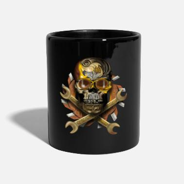 Skull Skull - Full Colour Mug