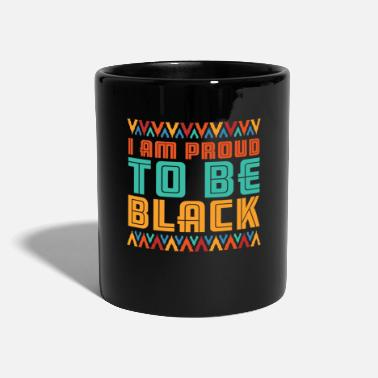 Proud Black African History Month gift - Mug