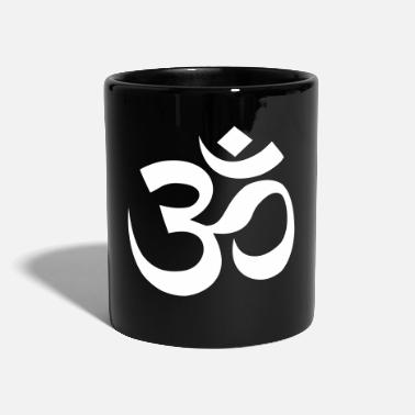 Om OM. - Full Colour Mug