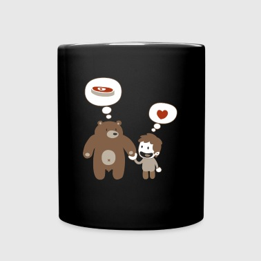 Bear love - Mug uni