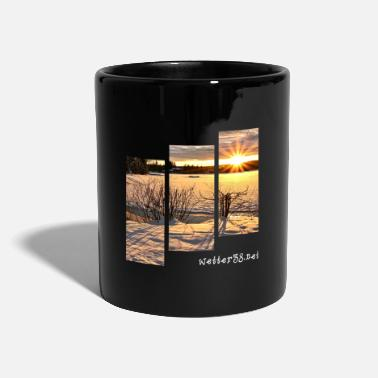 Winter Sun - Tasse