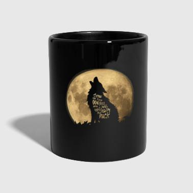 Throw me to the Wolves - Tazza monocolore