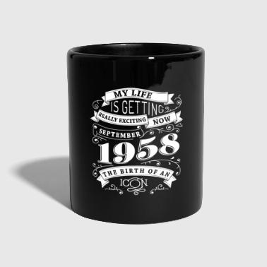 September 1958 The birth of an icon - Full Colour Mug