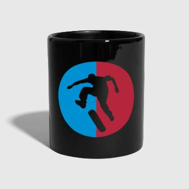 Skateboard Skateboarding - Full Colour Mug