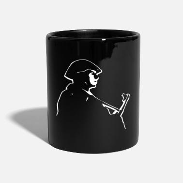 Borderline soldier - Mug