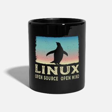 Open Linux - Open Source Open Mind - Tazza