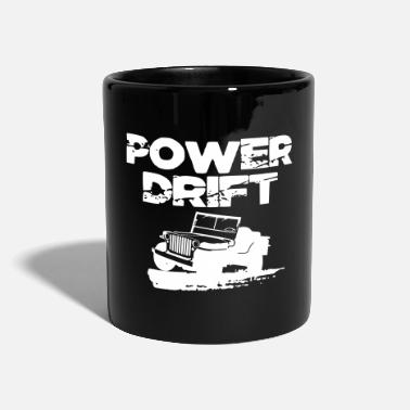 Far Power Drift Offroad 4x4 4wd Gave - Ensfarvet krus
