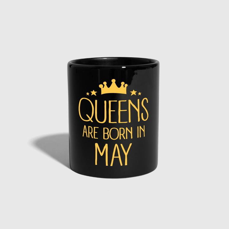 Queens Are Born In May - Mug uni