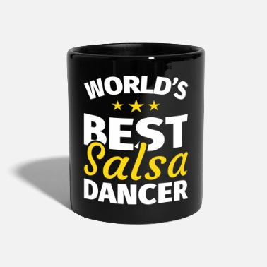 Salsa - Taza de un color
