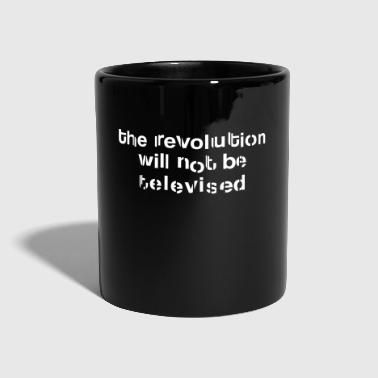 revolution televised - Full Colour Mug