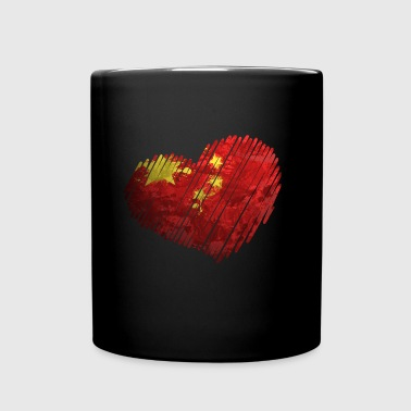 drapeau chine flag china  - Mug uni