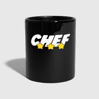 Chef - Cuisine - Patron - Boss - Cooking - Food - Tasse einfarbig