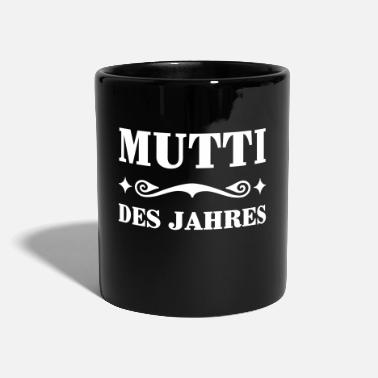 Mutti Muttertag / Mama / Mutter / Mutti / Mother's day - Tasse einfarbig