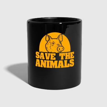 Animal bien-être animal animal cochon animal - Mug uni