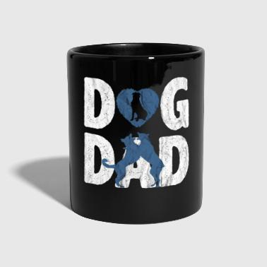Chihuahua Dog Dad Hunde Papa Dancing Dogs Geschenk - Tasse einfarbig