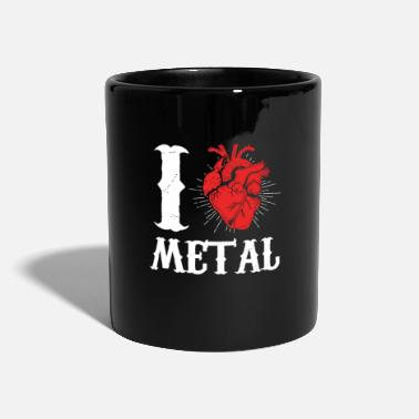 Metal Toy I love Metal Music - Mug