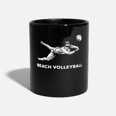 Beach Volley Beach-volley - Mug uni