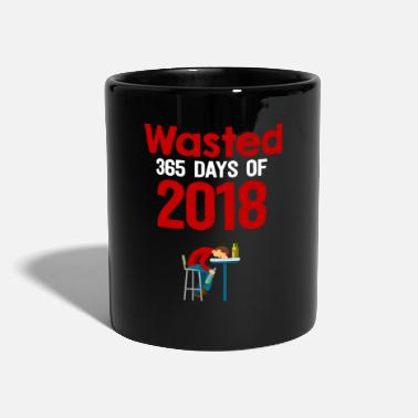 New Year New Year New Year Happy New Year 2019 New Year - Full Colour Mug